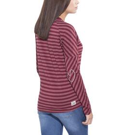 Maloja HaystackM. - Camiseta de manga larga Mujer - rosa